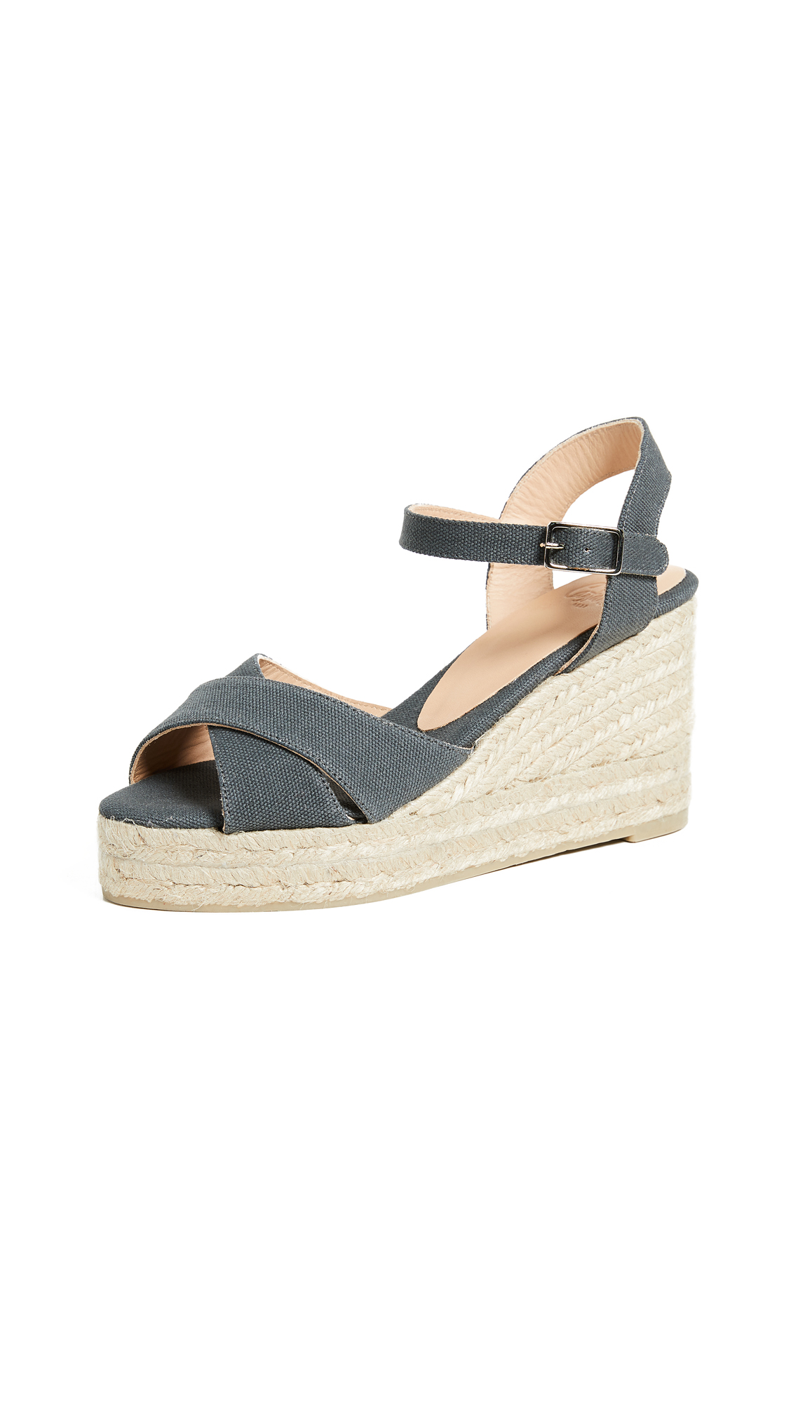 Photo of Castaner Blaudell Crisscross Wedges online shoes sales