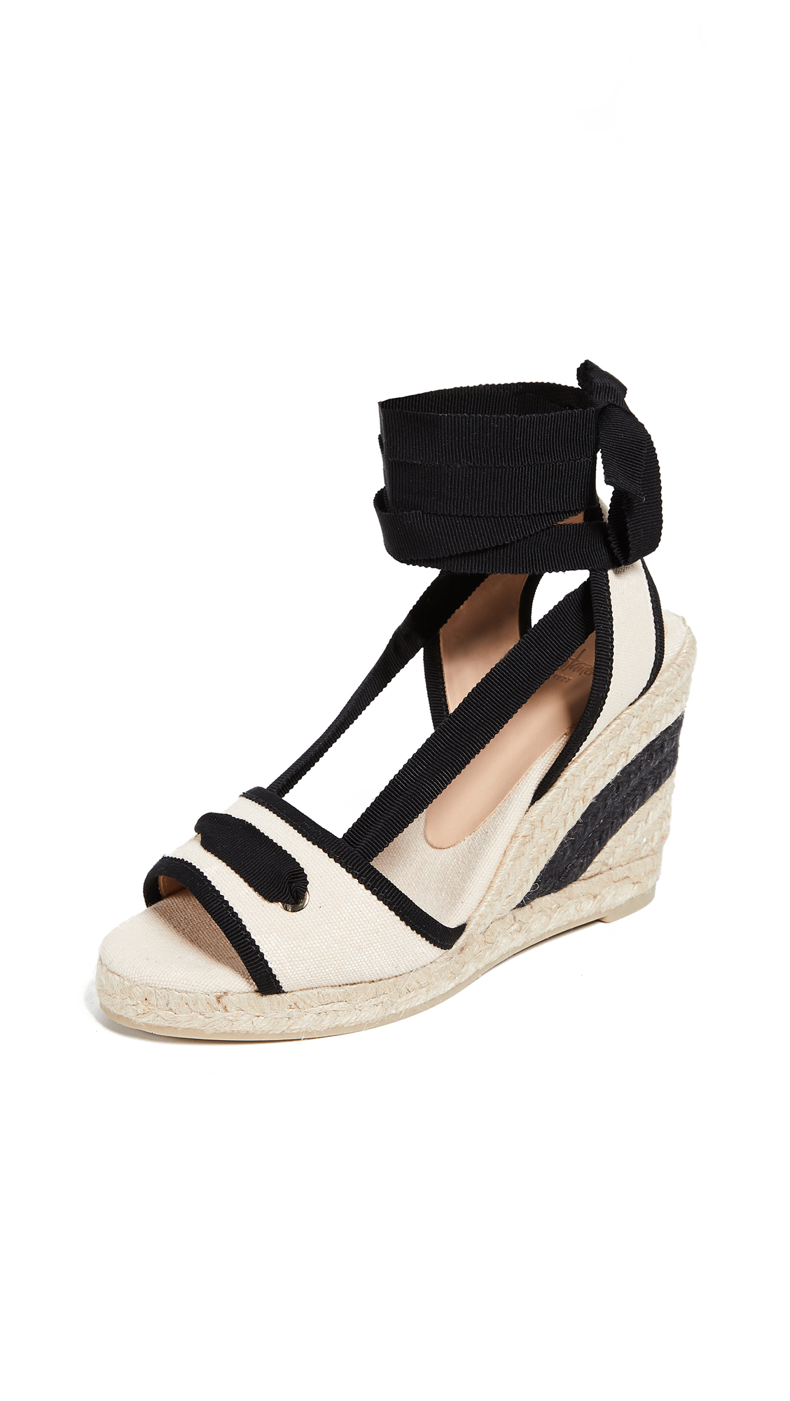 Castaner Grosella Wedge Sandals