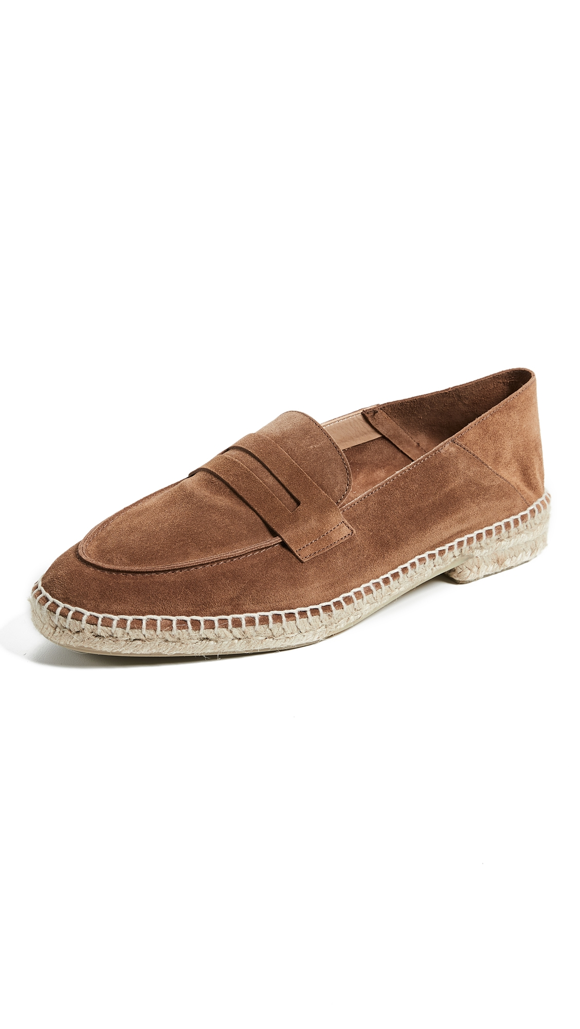 Mike Espadrilles With Collapsible Back - Negro Castaner zzYMR