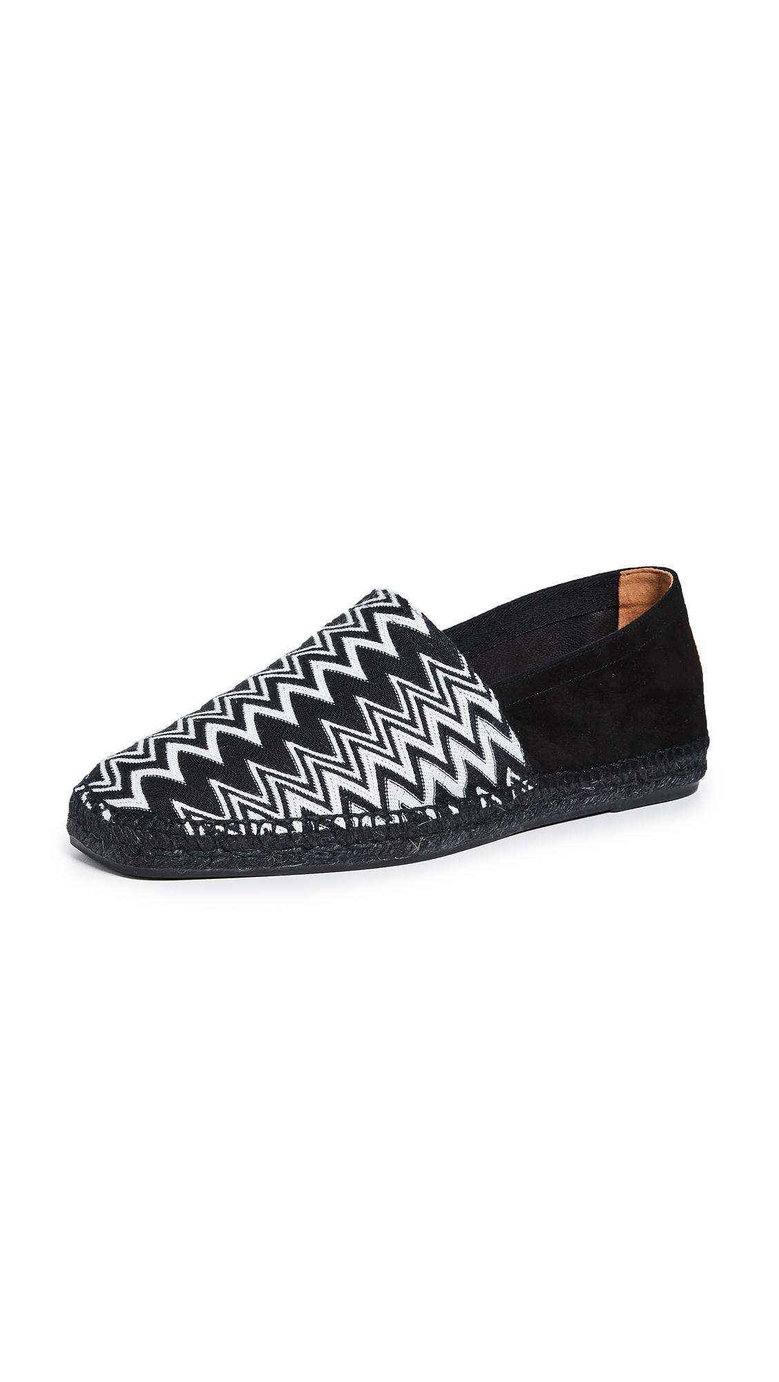 Castañer Shoes X MISSONI PABLO ESPADRILLES