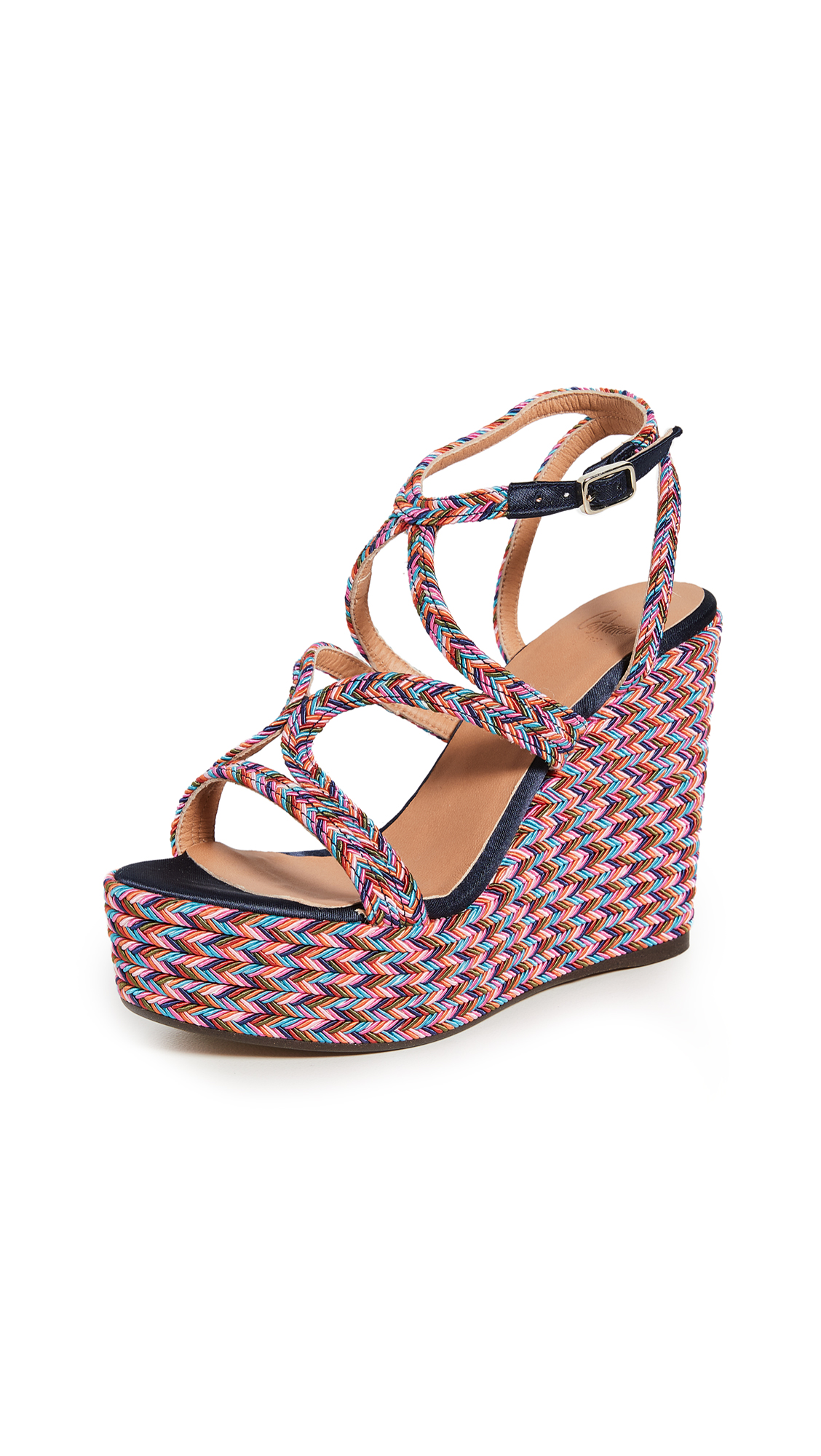 Buy Castaner Juli Wedge Sandals online, shop Castaner