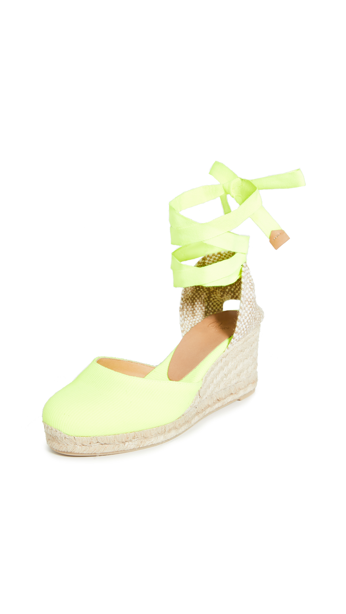 Buy Castaner online - photo of Castaner Carina Espadrille Wedges