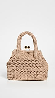 Caterina Bertini Woven Lady Bag