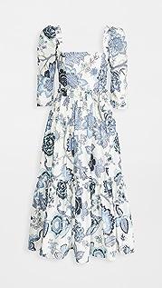 Cara Cara Blue Hill Dress