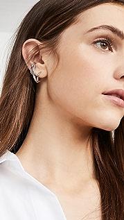 Charlotte Chesnais Triplet Earring