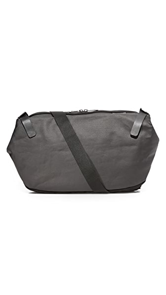 Cote & Ciel Riss Coated Canvas Messenger Bag
