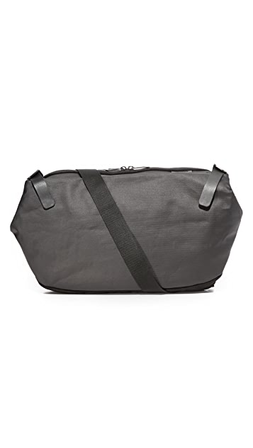 Cote & Ciel Riss Coated Canvas Messenger Bag