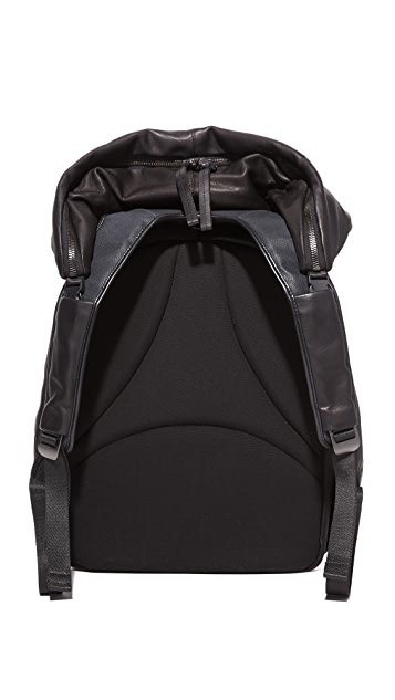 Cote & Ciel Alias Leather Nile Backpack
