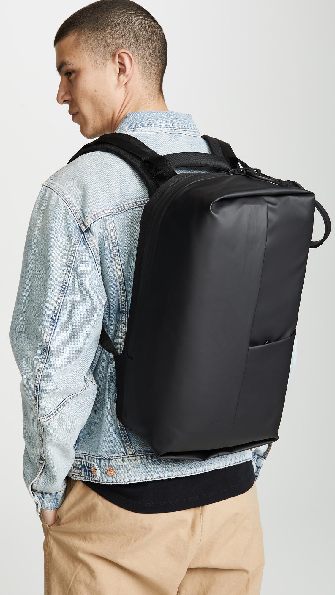 36ba8dc57 Cote & Ciel Sormonne Obsidian Backpack | EAST DANE