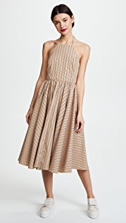 Caroline Constas Платье Greta