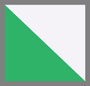 Green/White Stripe