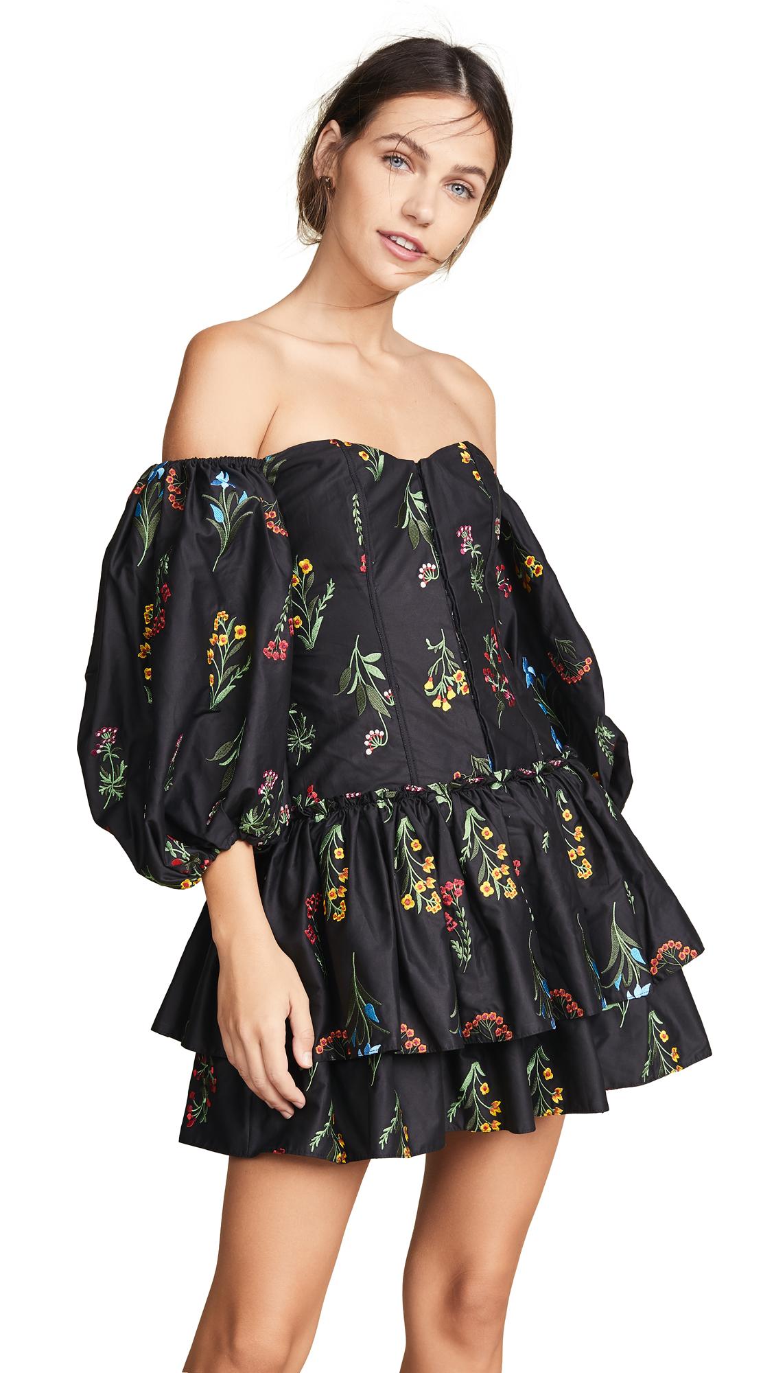 Caroline Constas Belen Dress