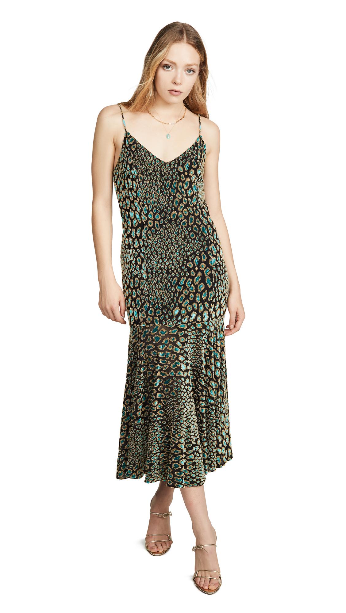 Buy Caroline Constas online - photo of Caroline Constas Kai Slip Dress