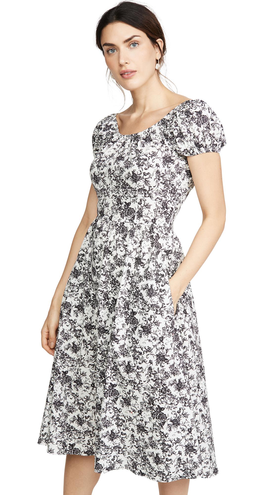 Buy Caroline Constas online - photo of Caroline Constas Mariette Dress