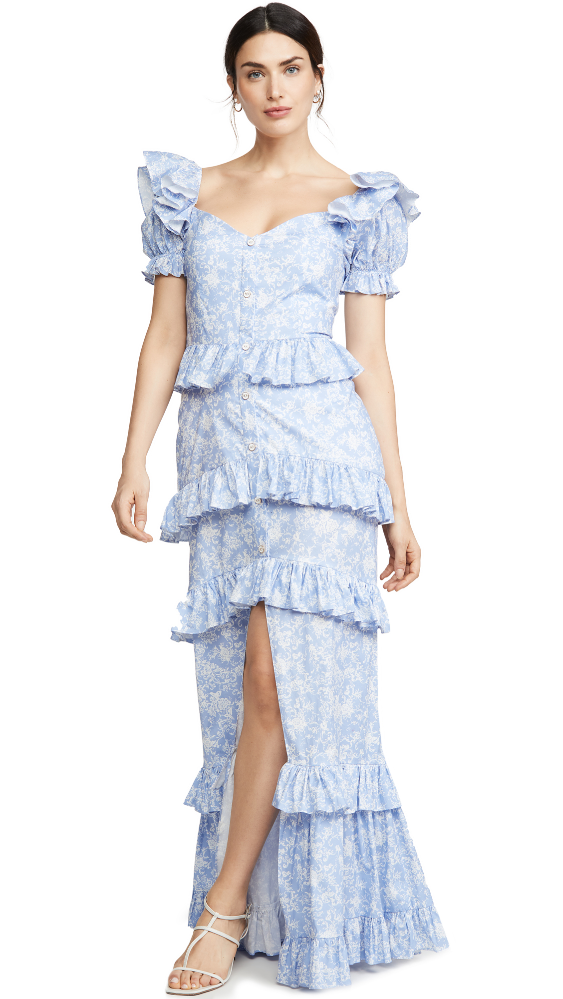 Buy Caroline Constas online - photo of Caroline Constas Iva Gown