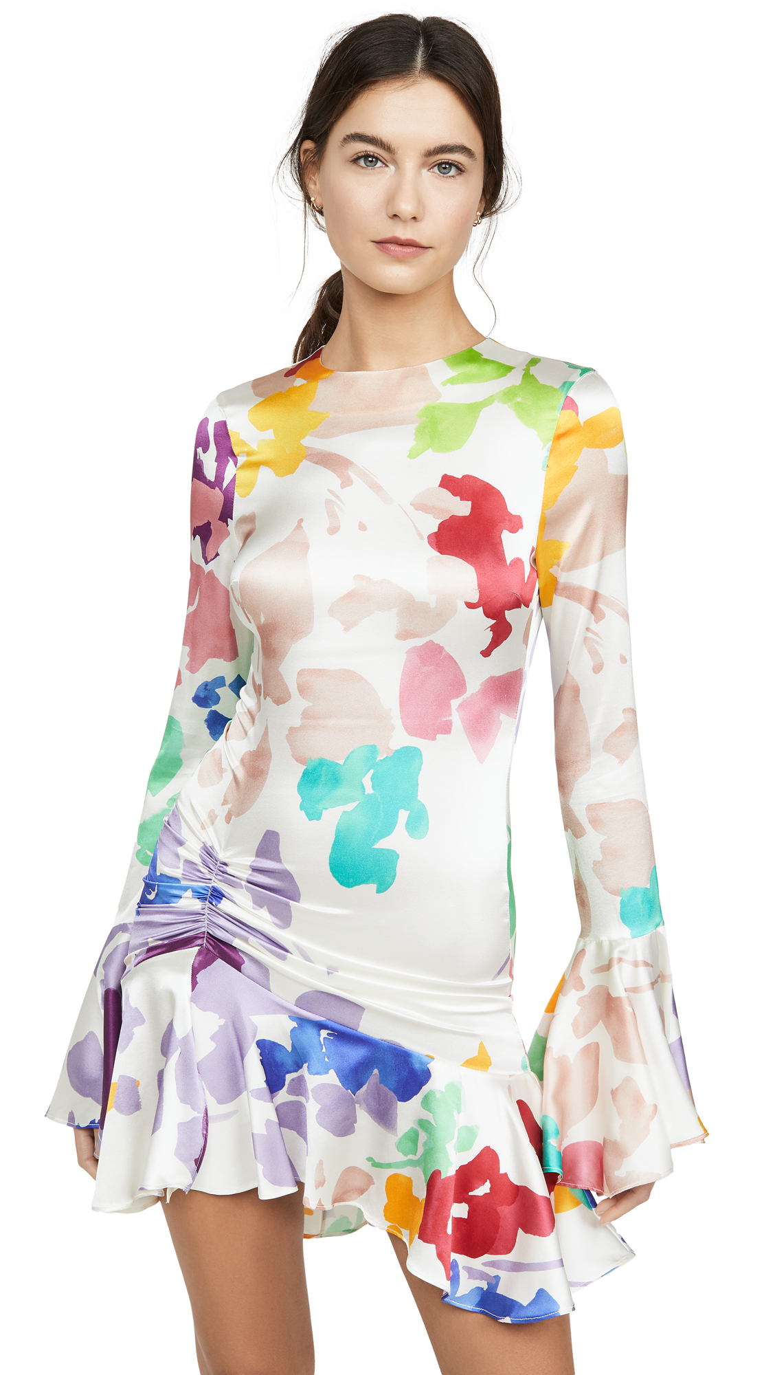 Buy Caroline Constas online - photo of Caroline Constas Monique Mini Dress