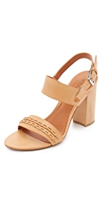 Mandy Sandals                Derek Lam 10 Crosby