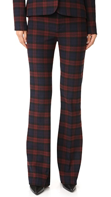 Derek Lam 10 Crosby Flare Trousers
