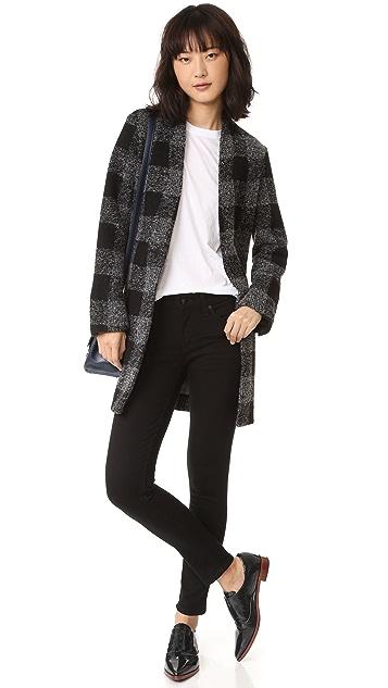 Derek Lam 10 Crosby Devi Midrise Skinny Jeans