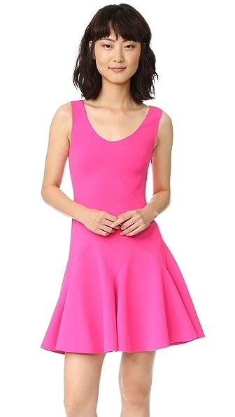 Derek Lam 10 Crosby Sleeveless Godet Mini Dress