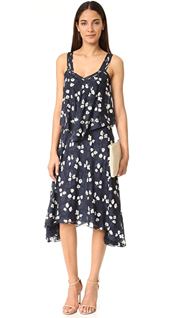 Derek Lam 10 Crosby Two Tier Cami Dress
