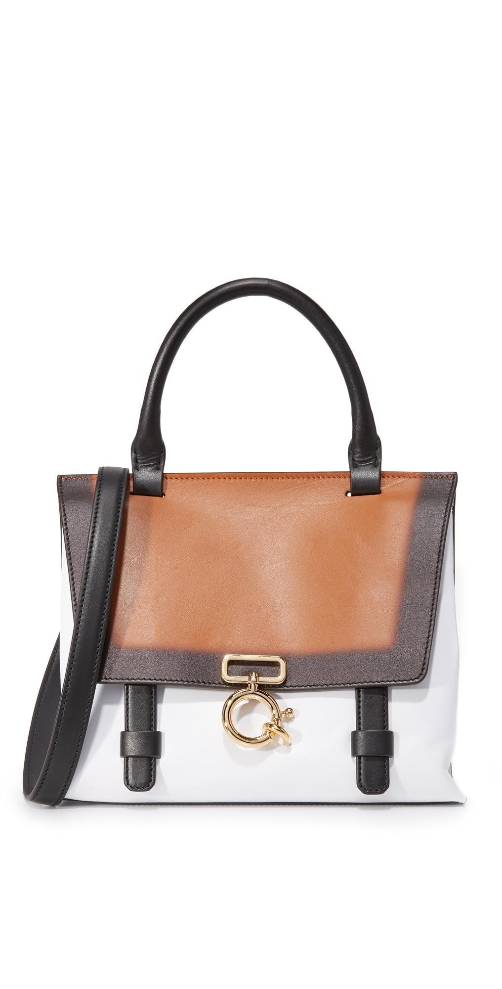 Mini Ave A Top Handle Bag Derek Lam 10 Crosby