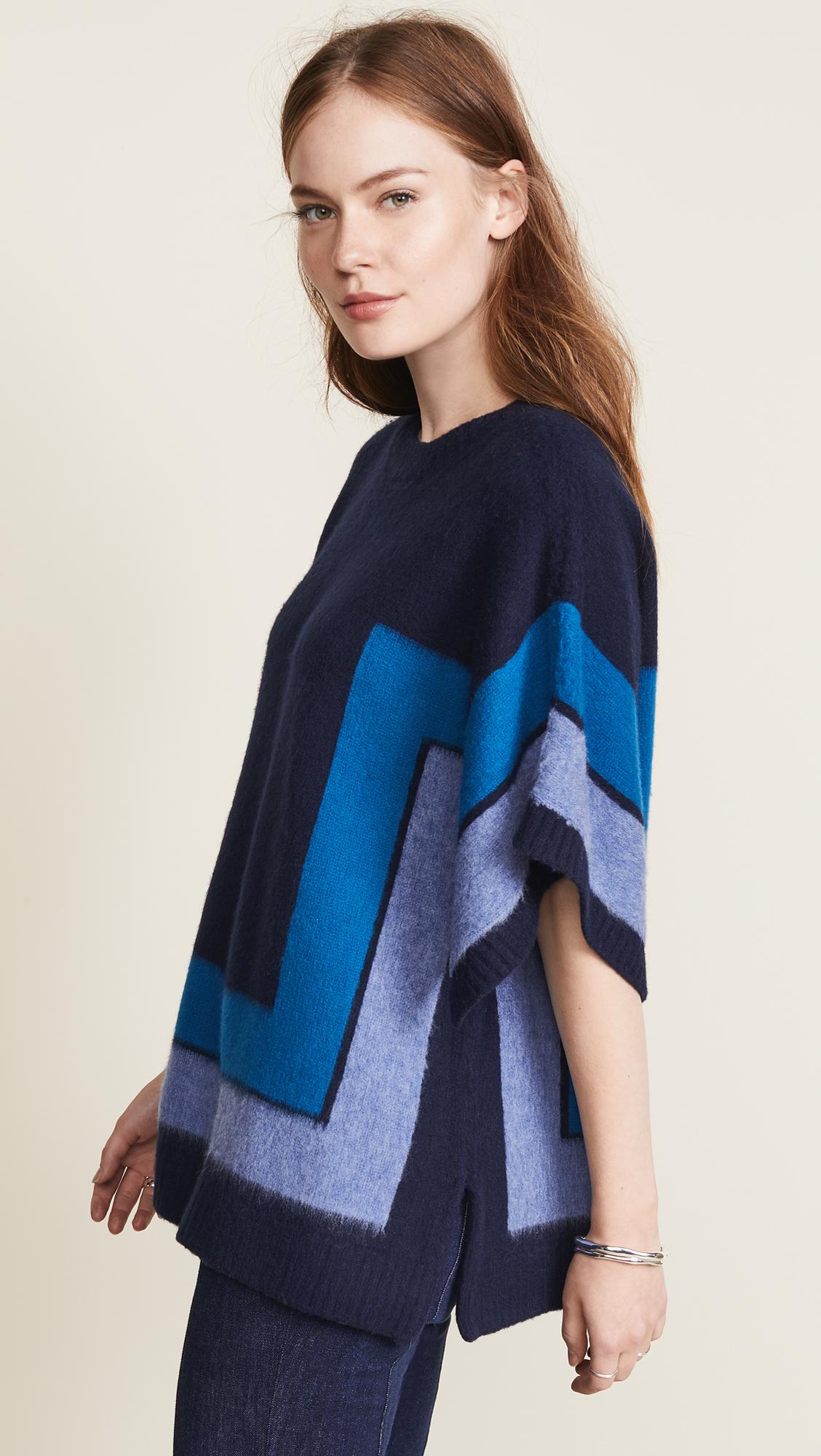 419fba093e Derek Lam 10 Crosby Blanket Sweater