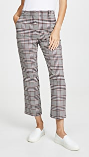 Derek Lam 10 Crosby Straight Leg Trousers