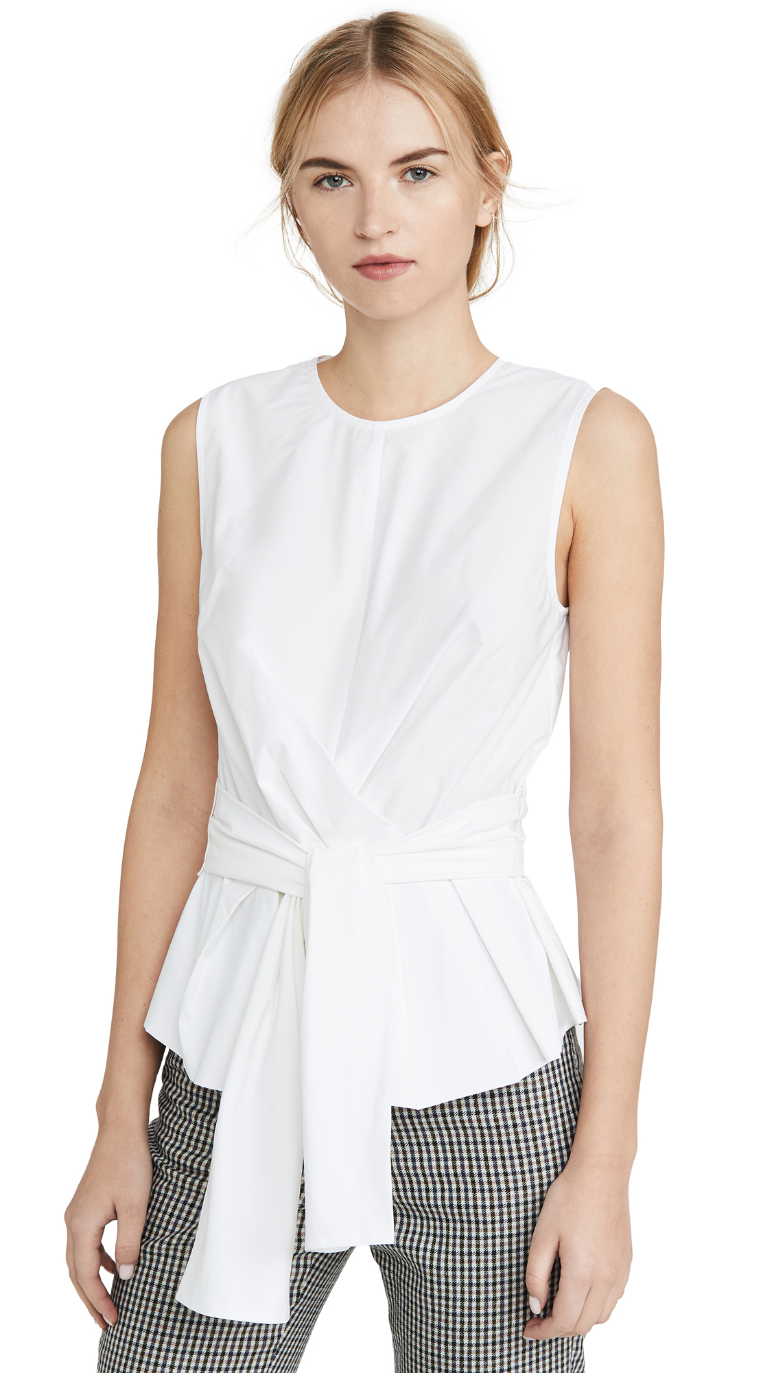 Buy Derek Lam 10 Crosby online - photo of Derek Lam 10 Crosby Pandora Top