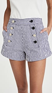 Derek Lam 10 Crosby Robertson Sailor Shorts