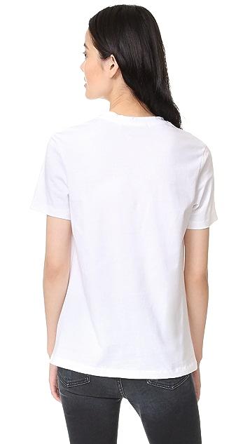 Etre Cecile Paris, New York, Pluto T-Shirt