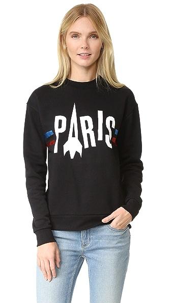 Etre Cecile Paris Rocket Boyfriend Sweatshirt