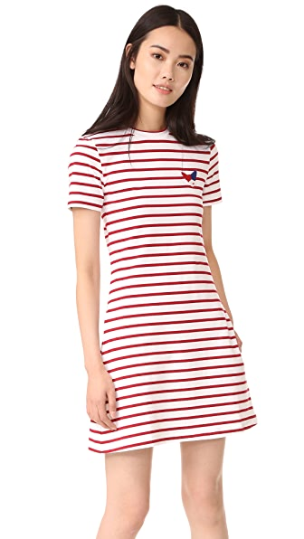 Etre Cecile A-Line Mini Dress