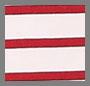 Red Breton Stripe
