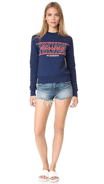 Etre Cecile French Kissing Sweatshirt