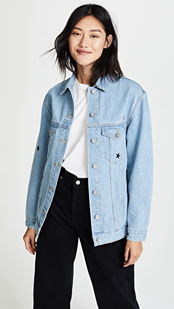 Etre Cecile Oversized Denim Jacket