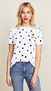 Etre Cecile Banana Dot T-Shirt