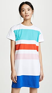 Etre Cecile Big Stripe Oversized Dress
