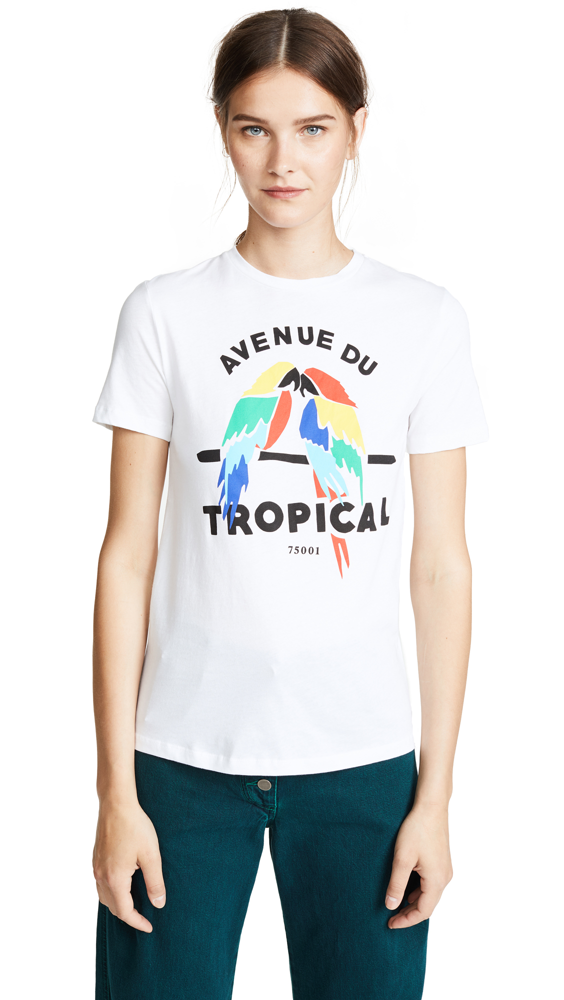 Etre Cecile Tropical Tee