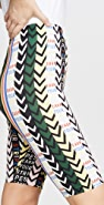 Etre Cecile Earn Your Stripes Fifi Bike Shorts