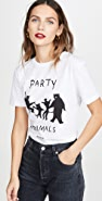 Etre Cecile Party Animals T-Shirt
