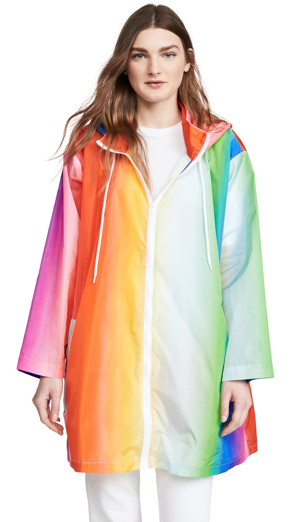 Buy Etre Cecile online - photo of Etre Cecile Rainbow Rain Coat