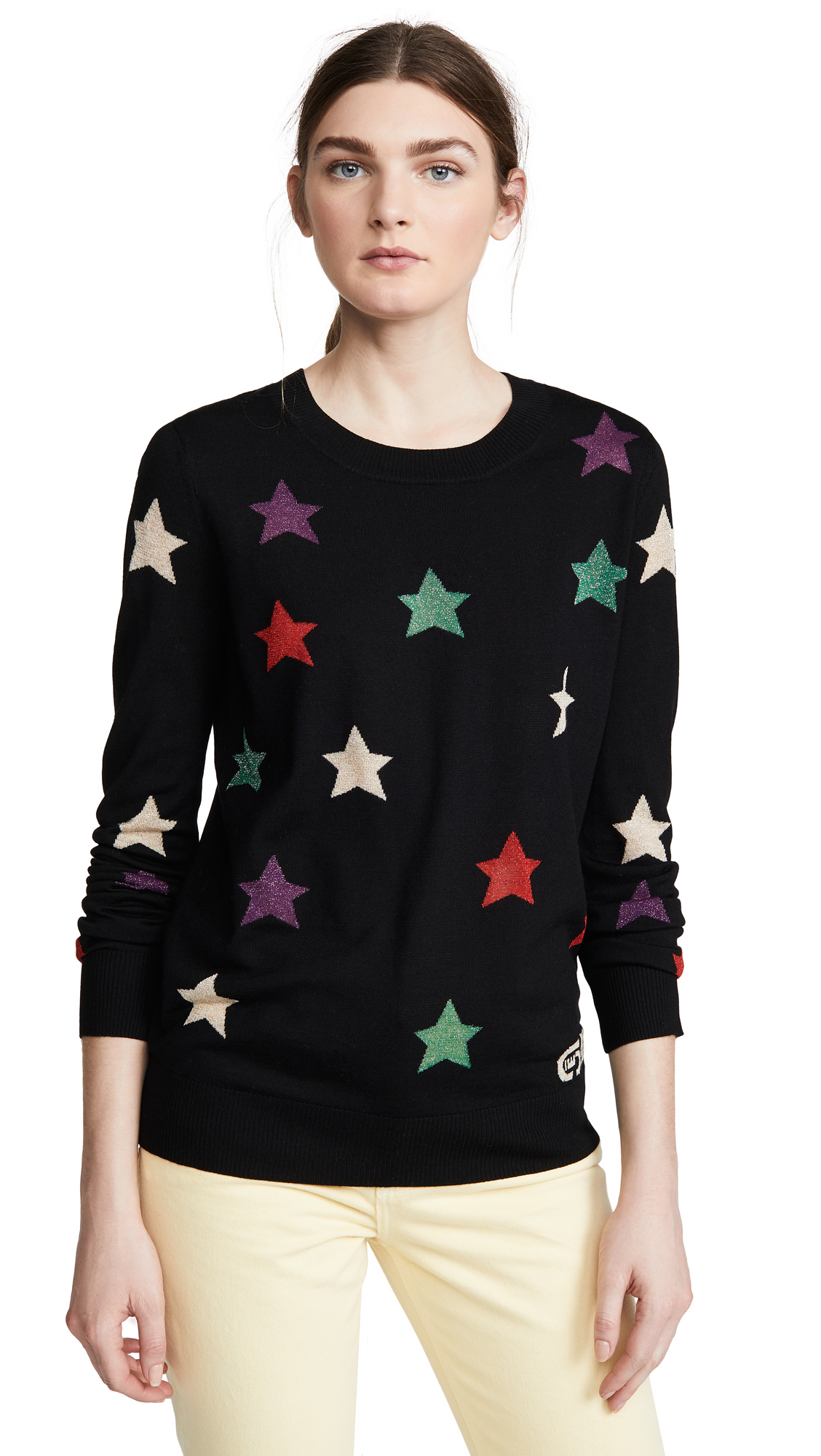 Buy Etre Cecile online - photo of Etre Cecile Star Sweater