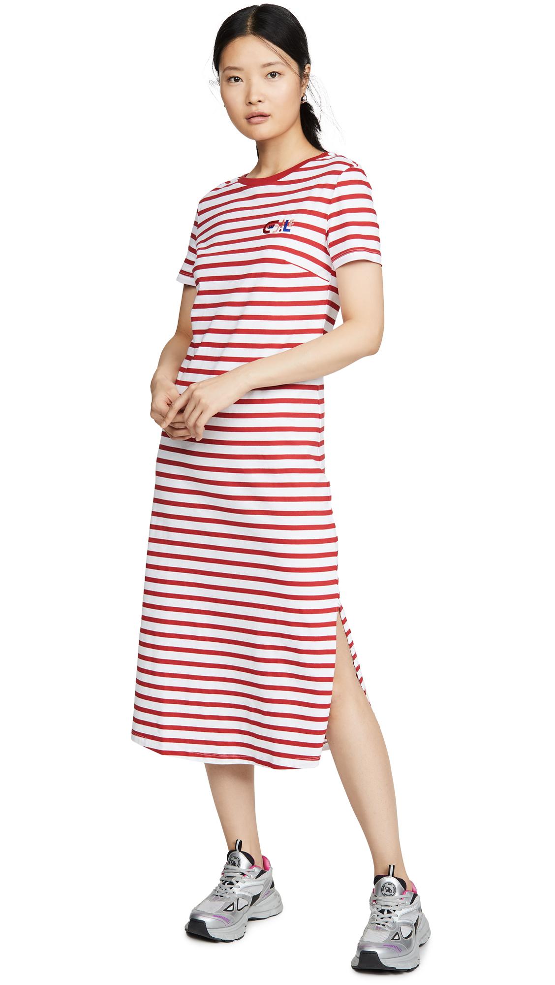 Buy Etre Cecile online - photo of Etre Cecile Cecile Maxi Tee Dress