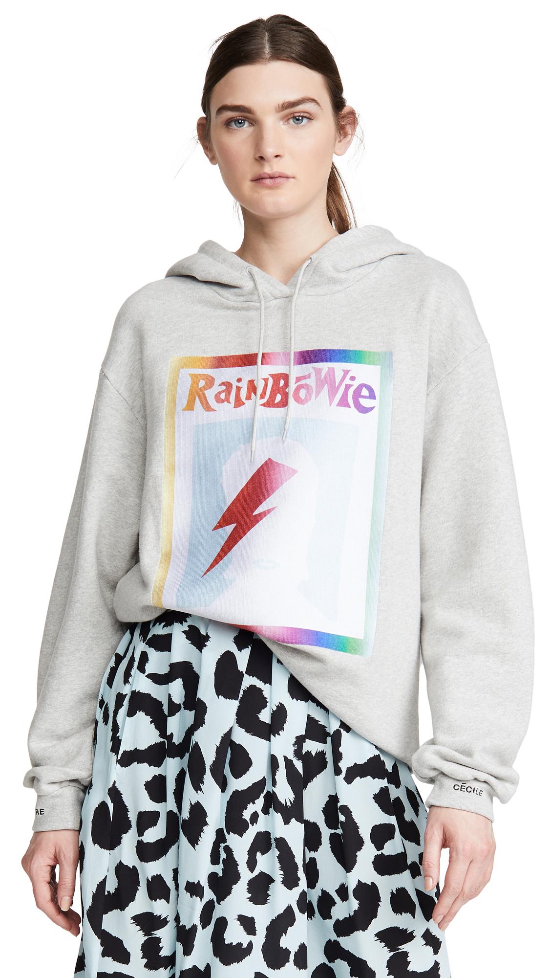 Buy Etre Cecile online - photo of Etre Cecile Rainbowie Sweatshirt