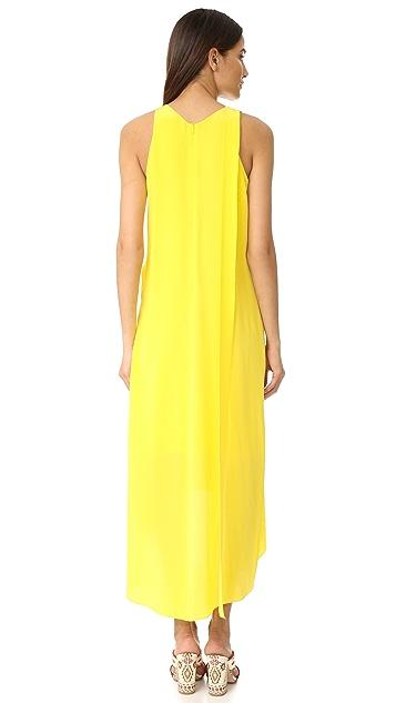 Cedric Charlier Sleeveless Dress