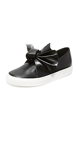 Cedric Charlier Faux Leather Sneakers
