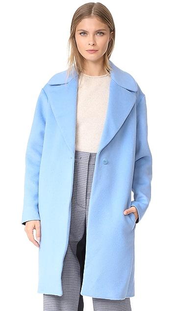 Cedric Charlier Long Jacket
