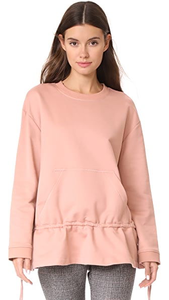 Cedric Charlier Sweatshirt - Light Pink