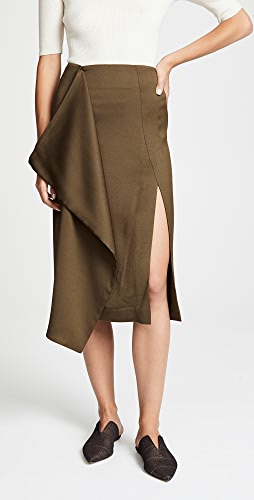 df5fa06ff Asymmetrical Skirt